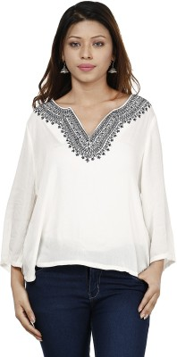 Miway Solid Women's Tunic