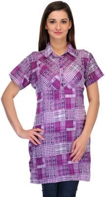Palak Printed Women's Tunic