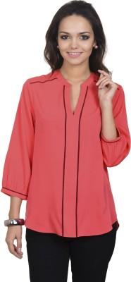 Antilia Femme Solid Women's Tunic