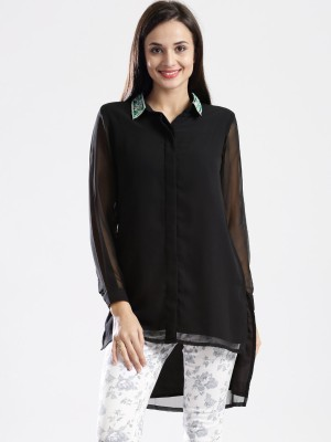 Anouk Solid Women's Tunic