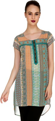 Fusion Beats Printed Women's Tunic