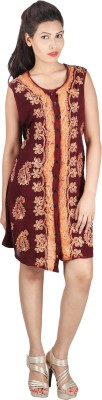 Franclo Embroidered Women's Tunic