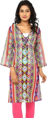 Anekaant Printed Women's Tunic