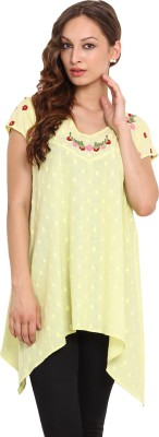 Instacrush Embroidered Women's Tunic