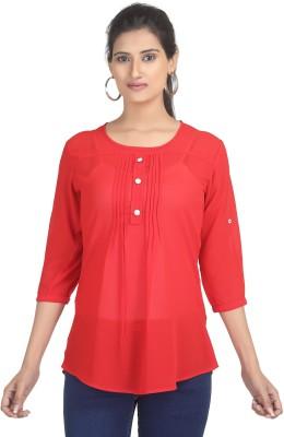 Tirumala Solid Women's Tunic