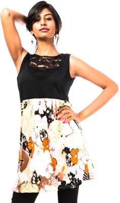 Vandanaraj Floral Print Women's Tunic