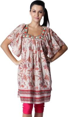 Trendy Divva Printed Women,s Tunic