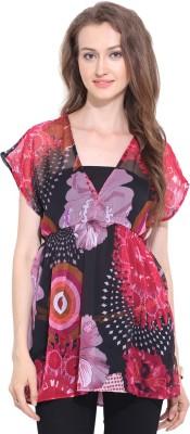 Ceylin Floral Print Women's Tunic
