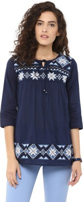 Bhane Embroidered Women's Tunic