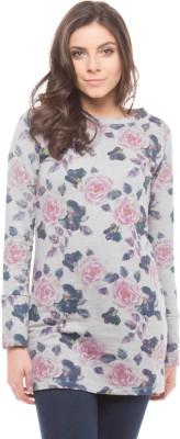 Shuffle Floral Print Women's Tunic