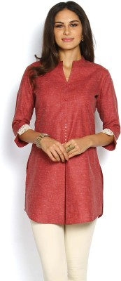 Soch Self Design Women's Tunic