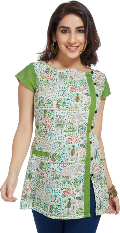 Enah Printed Women's Tunic
