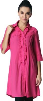 Trendy Divva Self Design Women,s Tunic