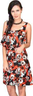 Curvy Q Floral Print Women,s Tunic