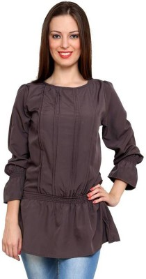 Tapyti Solid Women's Tunic