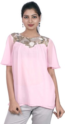 Pamposh Creations Embroidered Women's Tunic