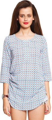 Zink London Geometric Print Women's Tunic