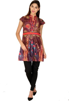 Blimey Graphic Print Women's Tunic