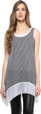 109F Striped Women's Tunic
