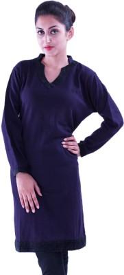 Pazaro Solid Women's Tunic