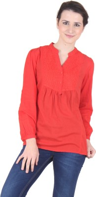 SS Solid Women's Tunic