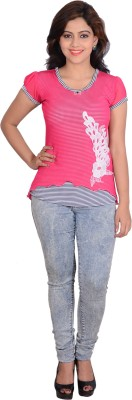 Jolly Solid Women's Tunic