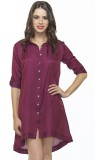 Divaat Solid Women's Tunic