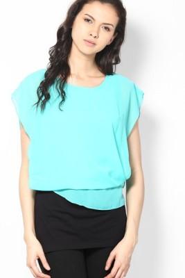 Kaxiaa Solid Women's Tunic