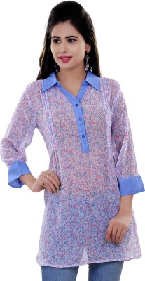 Tantra Floral Print Women's Tunic