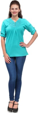 India Inc Embroidered Women's Tunic
