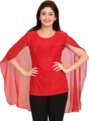 Trustedsnap Solid Women's Tunic
