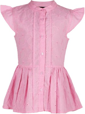 Chicabelle Embroidered Girl's Tunic