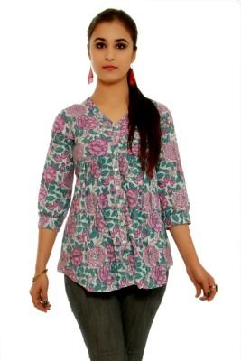 Msons Printed Women's Tunic