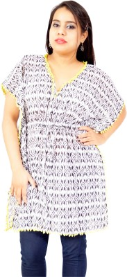 Parv Collections Printed Women's Tunic