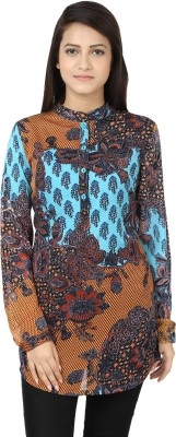 Adhaans Printed Women's Tunic