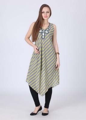 Aneri Striped Women's Tunic