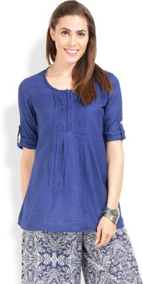Max Solid Women's Tunic