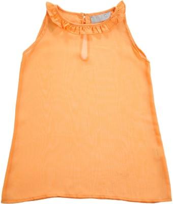 Karyn Solid Girl's Tunic