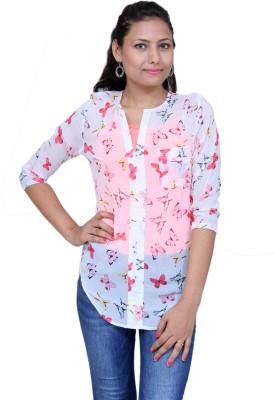 Scorpio Fashion Printed Women's Tunic