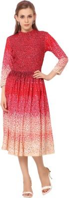 Ziyaa Printed Women,s Tunic