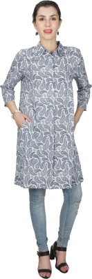 UVR Printed Women's Tunic
