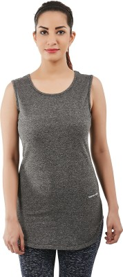 Forever Yoga Solid Women's Tunic