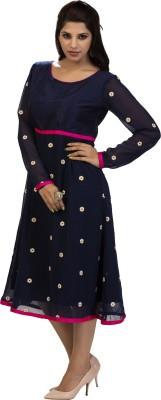 Stylish Fashion Embroidered Women's Tunic
