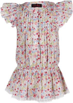 Chicabelle Woven Girl's Tunic