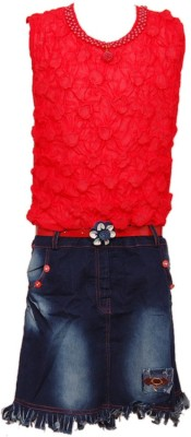 Kid's Stop Solid Girl's Tunic