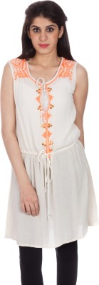 House of Tantrums Embroidered Women's Tunic