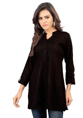 SFDS Solid Women's Tunic