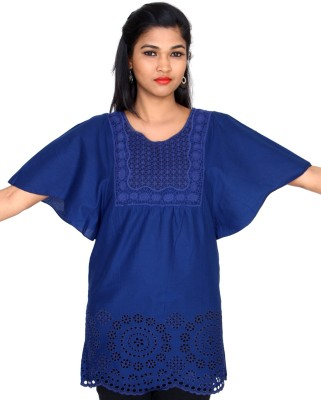 Clodentity Embroidered Women's Tunic