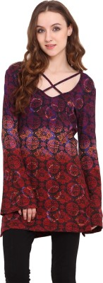 Hope and Luck Printed Women's Tunic