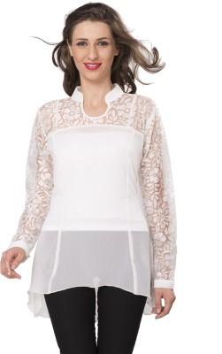 IshinDesignerStudio Solid Women's Tunic